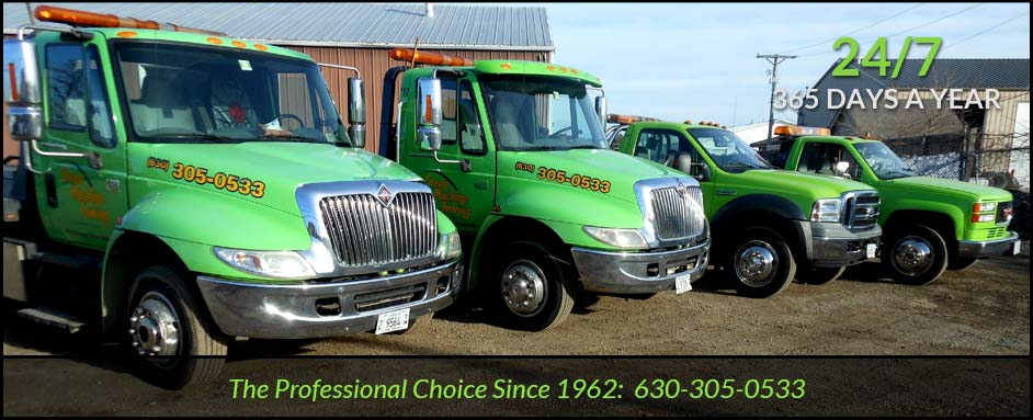 Green Machine Towing